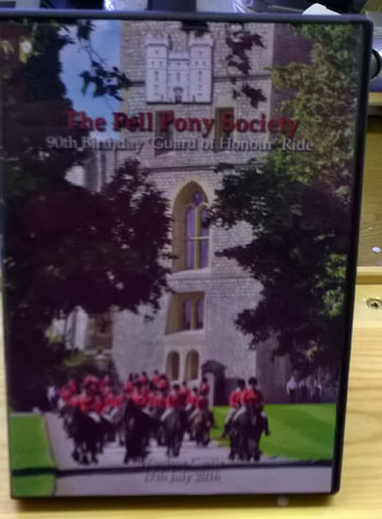 DVD of parade at Windsor